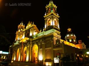 La Cathedrale de Salta