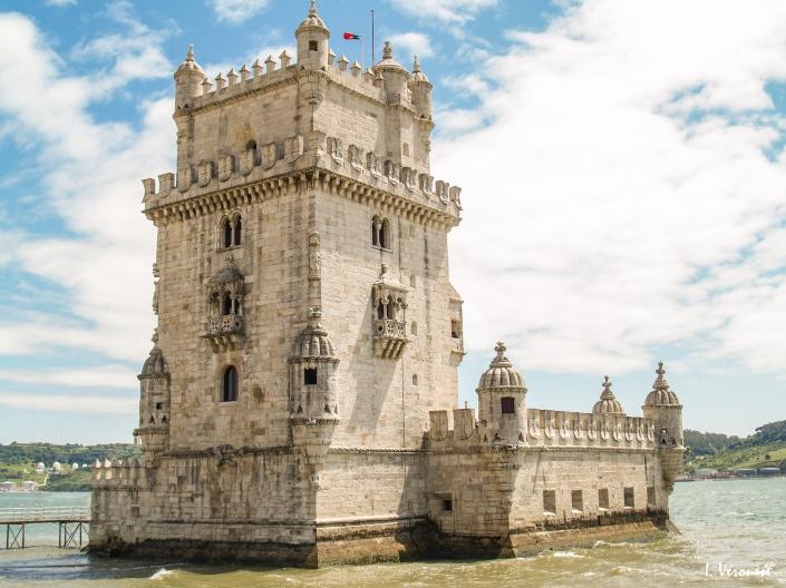La tour de Bélem
