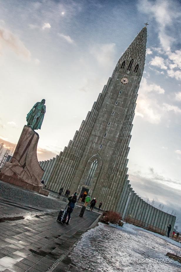 Hallgrímskirkja, Islande