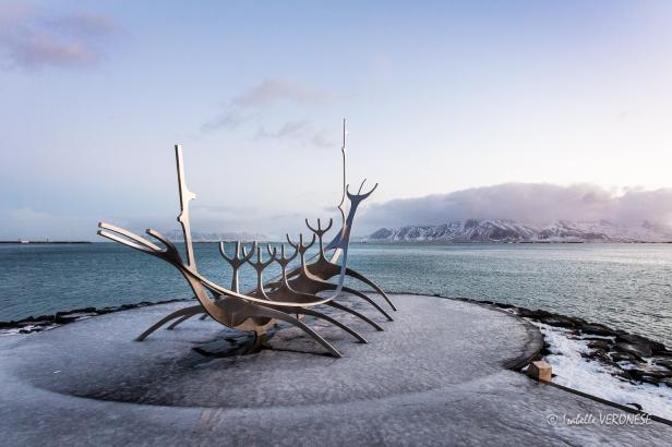 Le Voyageur du Soleil, Islande