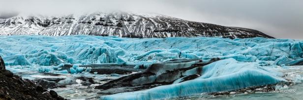 Islande, Svínafellsjökull