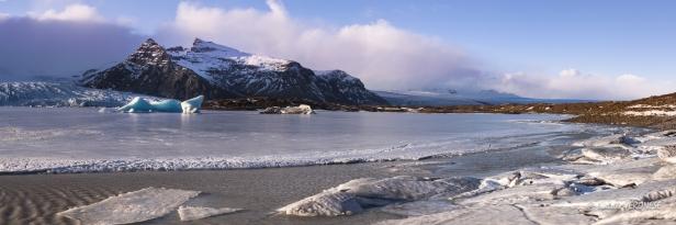 Islande, Fjallsárlón