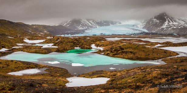 Islande, Kviamyrarkambur