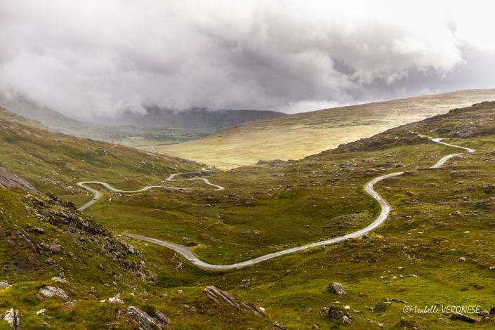 Irlande - Healy Pass - Péninsule de Beara