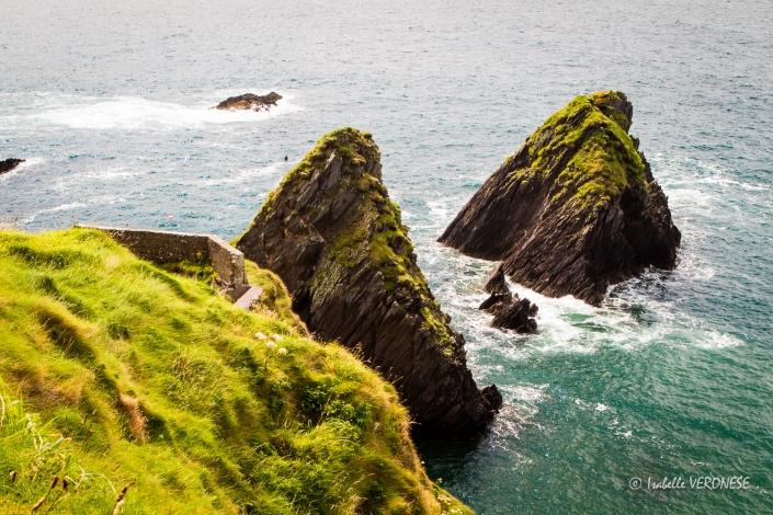 Irlande - Duquin harbour